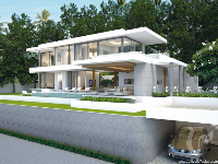 5 bdr Villa for sale in Samui - Maenam