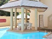 Pavilion of the villa