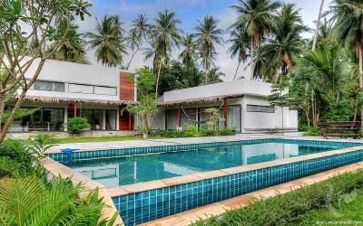 5 bdr Villa Samui - Koh Phangan