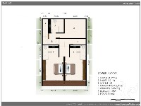 Type 4bdr lowerfloor plan