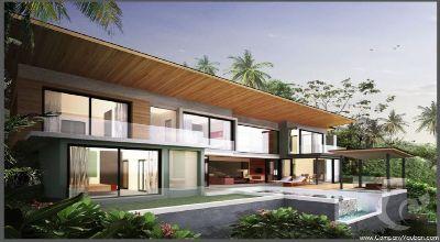 3 bdr Villa Samui - Chaweng Noi