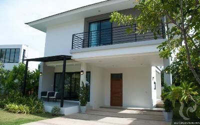 Villa 3ch Bangrak - Samui