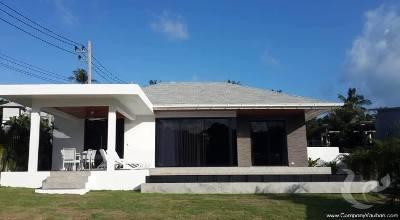 Villa 3ch Bophut - Samui