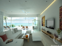 living Bang Por SEAVIEW Villas