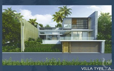 SA-V72-3bdr-1, 18 Villas for sale in Choeng Mon