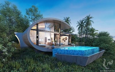SA-V79, LUX SAMUI : luxury and elegance embodied in exotic seaview villas