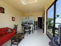 1 bdr Condominium for short-term rental in Samui - Maenam