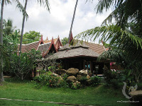 3 bdr Villa for short-term rental in Samui - Bang Kao