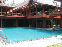 7 bdr Villa for short-term rental in Samui - Bang Kao